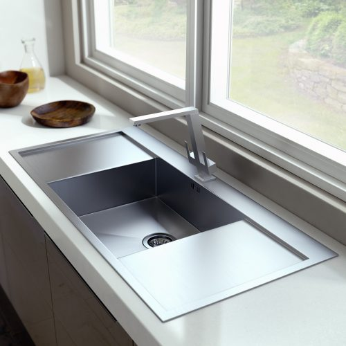 Which Kitchen Sink Material Is Best Stone Cover Quartz